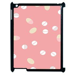 Drug Pink Apple Ipad 2 Case (black) by Alisyart
