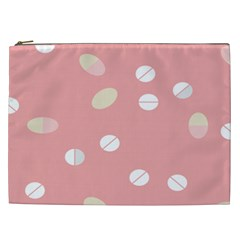 Drug Pink Cosmetic Bag (xxl)