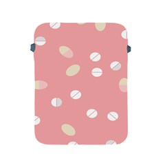 Drug Pink Apple Ipad 2/3/4 Protective Soft Cases