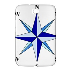 Compass Blue Star Samsung Galaxy Note 8 0 N5100 Hardshell Case  by Alisyart