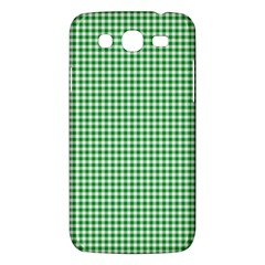 Green Tablecloth Plaid Line Samsung Galaxy Mega 5 8 I9152 Hardshell Case  by Alisyart