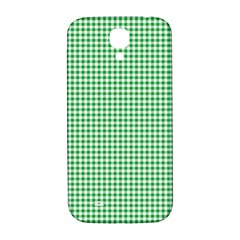Green Tablecloth Plaid Line Samsung Galaxy S4 I9500/i9505  Hardshell Back Case by Alisyart