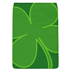 Leaf Clover Green Flap Covers (s)  by Alisyart