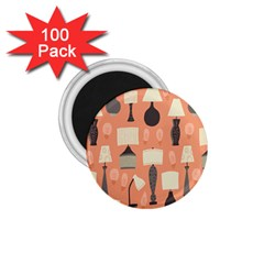 Lamps 1 75  Magnets (100 Pack)  by Alisyart