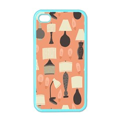 Lamps Apple Iphone 4 Case (color) by Alisyart