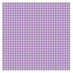 Purple Tablecloth Plaid Line Large Satin Scarf (square)