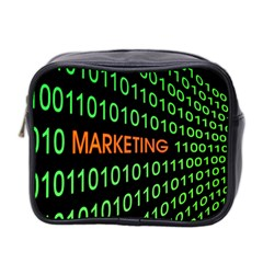 Marketing Runing Number Mini Toiletries Bag 2 Side by Alisyart