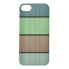 Modern Texture Blue Green Red Grey Chevron Wave Line Apple Iphone 5s/ Se Hardshell Case by Alisyart