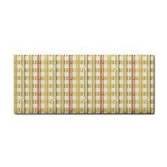 Tomboy Line Yellow Red Cosmetic Storage Cases by Alisyart