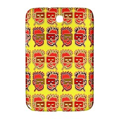 Funny Faces Samsung Galaxy Note 8 0 N5100 Hardshell Case  by Amaryn4rt