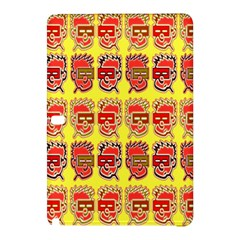 Funny Faces Samsung Galaxy Tab Pro 12 2 Hardshell Case by Amaryn4rt