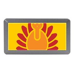 Animals Bird Pet Turkey Red Orange Yellow Memory Card Reader (mini) by Alisyart