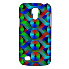 Bee Hive Color Disks Galaxy S4 Mini by Amaryn4rt
