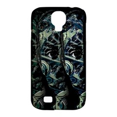 Wild Child Samsung Galaxy S4 Classic Hardshell Case (pc+silicone) by Valentinaart