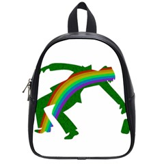 St  Patricks School Bags (small)  by Valentinaart