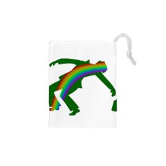 St  Patricks Drawstring Pouches (xs)  by Valentinaart