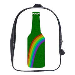 St  Patricks School Bags (xl)  by Valentinaart