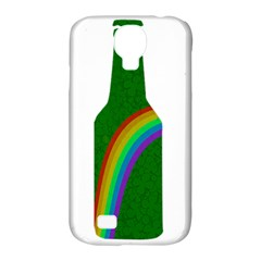 St  Patricks Samsung Galaxy S4 Classic Hardshell Case (pc+silicone) by Valentinaart