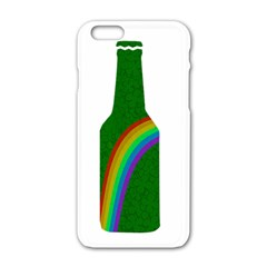 St  Patricks Apple Iphone 6/6s White Enamel Case by Valentinaart