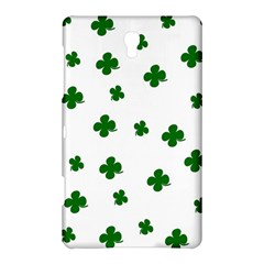 St  Patrick s Clover Pattern Samsung Galaxy Tab S (8 4 ) Hardshell Case  by Valentinaart