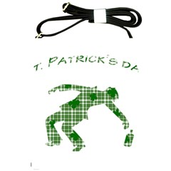 St  Patrick s Day Shoulder Sling Bags by Valentinaart