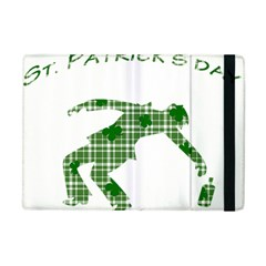 St  Patrick s Day Apple Ipad Mini Flip Case by Valentinaart