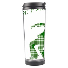 St  Patrick s Day Travel Tumbler by Valentinaart
