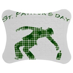 St  Patrick s Day Jigsaw Puzzle Photo Stand (bow)
