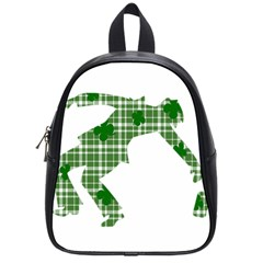 St  Patrick s Day School Bags (small)  by Valentinaart