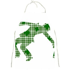 St  Patrick s Day Full Print Aprons