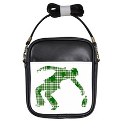 St  Patrick s Day Girls Sling Bags