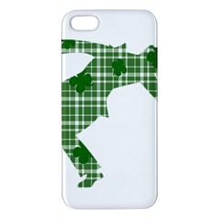 St  Patrick s Day Iphone 5s/ Se Premium Hardshell Case by Valentinaart