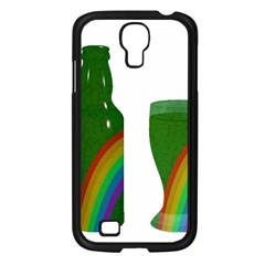 St  Patrick s Day Samsung Galaxy S4 I9500/ I9505 Case (black) by Valentinaart