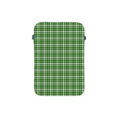 St  Patricks Day Plaid Pattern Apple Ipad Mini Protective Soft Cases by Valentinaart
