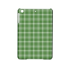 St  Patricks Day Plaid Pattern Ipad Mini 2 Hardshell Cases by Valentinaart