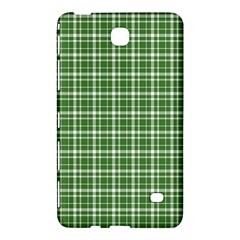 St  Patricks Day Plaid Pattern Samsung Galaxy Tab 4 (8 ) Hardshell Case  by Valentinaart