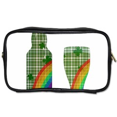 St  Patrick s Day Toiletries Bags by Valentinaart