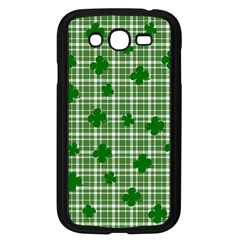 St  Patrick s Day Pattern Samsung Galaxy Grand Duos I9082 Case (black) by Valentinaart