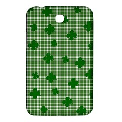 St  Patrick s Day Pattern Samsung Galaxy Tab 3 (7 ) P3200 Hardshell Case  by Valentinaart