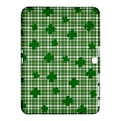 St  Patrick s Day Pattern Samsung Galaxy Tab 4 (10 1 ) Hardshell Case  by Valentinaart