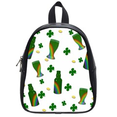 St  Patricks Day  School Bags (small)  by Valentinaart