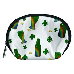 St  Patricks Day  Accessory Pouches (medium)  by Valentinaart
