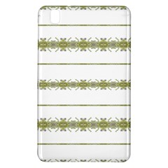 Ethnic Floral Stripes Samsung Galaxy Tab Pro 8 4 Hardshell Case by dflcprints