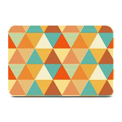Triangles Pattern  Plate Mats by TastefulDesigns