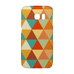 Triangles Pattern  Galaxy S6 Edge by TastefulDesigns
