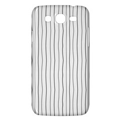 Hand Drawn Lines Pattern Samsung Galaxy Mega 5 8 I9152 Hardshell Case  by TastefulDesigns