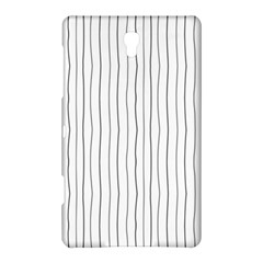 Hand Drawn Lines Pattern Samsung Galaxy Tab S (8 4 ) Hardshell Case  by TastefulDesigns
