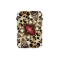 Animal Tissue And Flowers Apple Ipad Mini Protective Soft Cases by Amaryn4rt