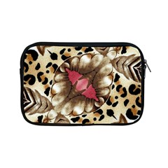 Animal Tissue And Flowers Apple Ipad Mini Zipper Cases by Amaryn4rt