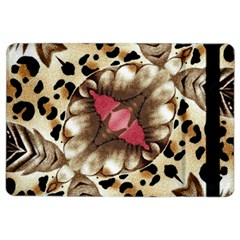 Animal Tissue And Flowers Ipad Air 2 Flip by Amaryn4rt